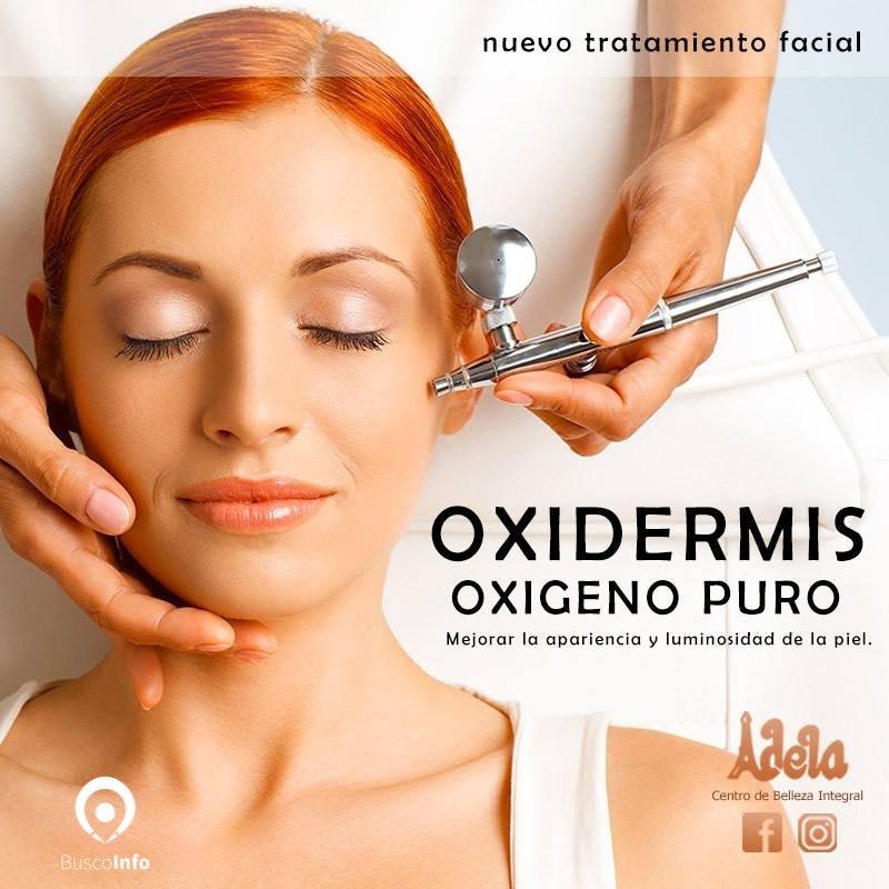 Tratamientos faciales - Oxidermis