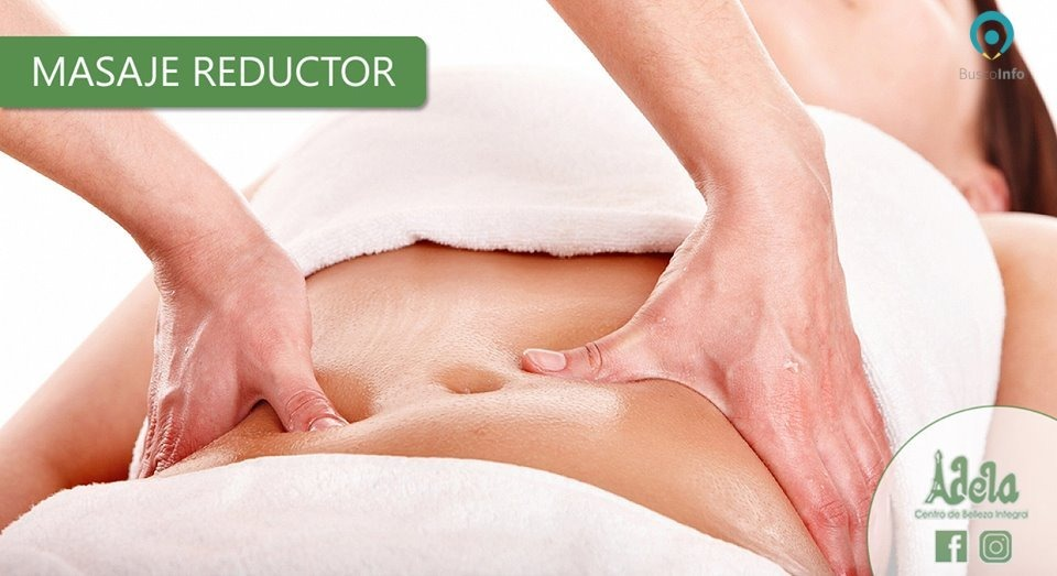 Tratamientos corporales - Masaje reductor
