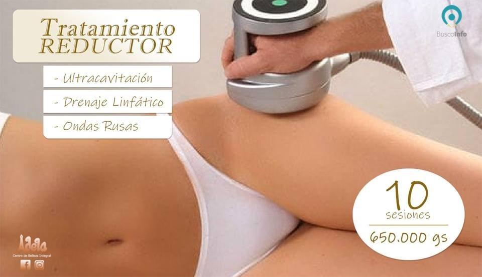 Tratamientos corporales - Tratamiento reductor