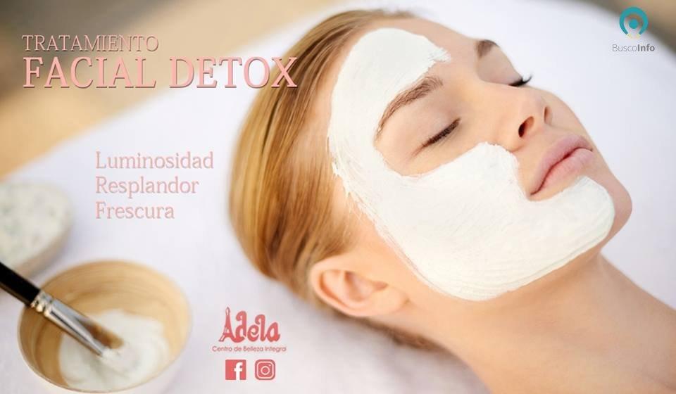 Tratamientos faciales - Tratamiento Facial Detox