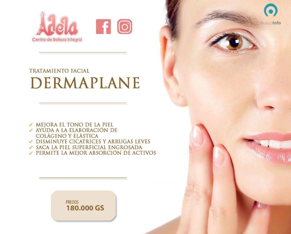 Tratamientos faciales - Dermaplane