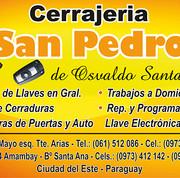 San Pedro Cerrajería