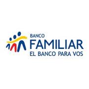 Cajero Banco Familiar - Santa Rita