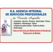 R.A. Agencia Integral de Servicios Profesionales