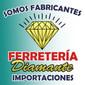 Ferretería Diamante - Herrajes de EMPRESAS en BARRIO LA ENCARNACIÓN