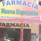Farmacia Nueva Esperanza de FARMACIAS en MARÍA AUXILIADORA