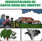 Municipalidad de Santa Rosa del Mbutuy de EMPRESAS en SANTA ROSA DEL MBUTUY