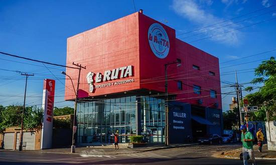 La Ruta Repuestos y Accesorios - Caaguazú
