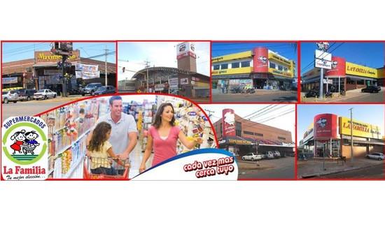 Supermercado La Familia - San Pedro