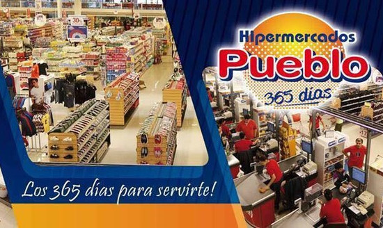 Hipermercado Pueblo - Mariano Roque Alonso