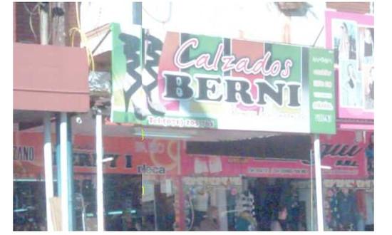 Calzados Berni - Local 1