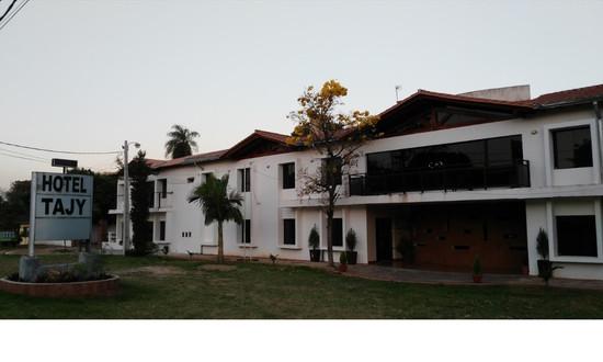 Hoteles En San Juan Bautista Hotel Tajy