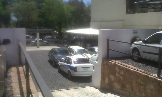 Estacionamiento Amapola