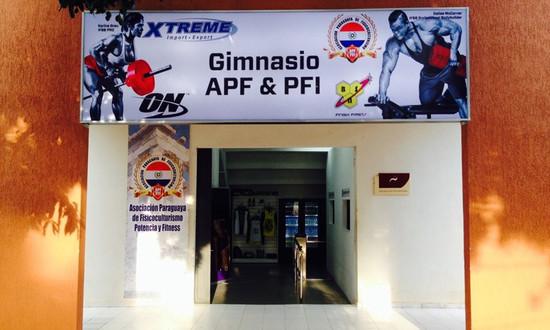 Gimnasio APF & PFI