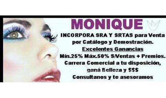 Monique Paraguay. Hohenau