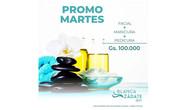 Promo Martes! en BLANCA ZARATE SPA
