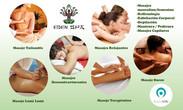 Masajes masculino y femenino