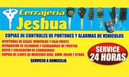 Servicio las 24hs - Cerrajería Jeshua