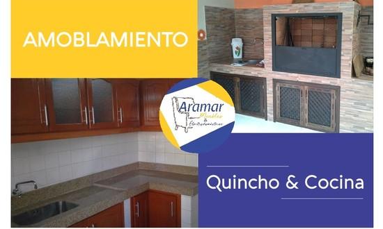 Todo lo mejor para el amoblamiento del hogar en Aramar Muebles