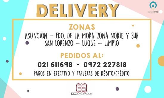 Contamos con servicio de Delivery