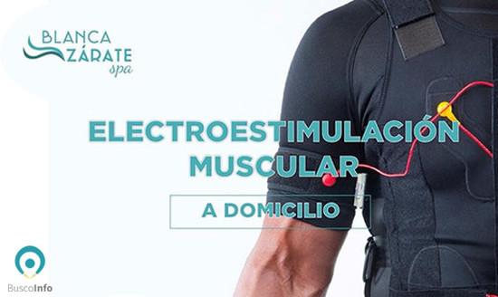 Electroestimulación Muscular ¡A DOMICILIO!