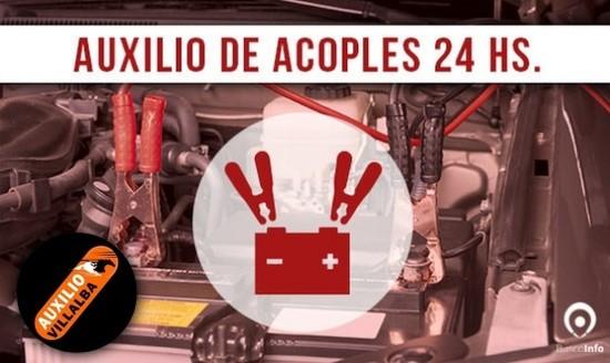 Auxilio de Acoples 24 Hs.
