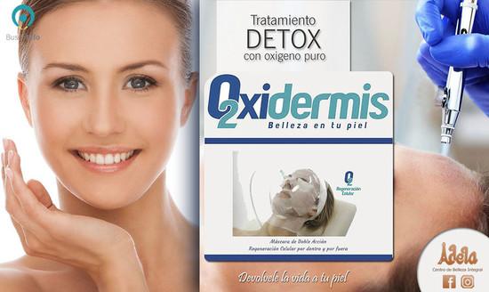 Tratamiento DETOX con Oxígeno puro