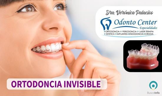 Ortodoncia Invisible sin Brackets!