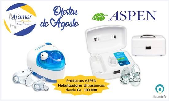 Productos Aspen, Nebulizadores Ultrasónicos