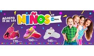 Ofertas de calzados por el día del Niño en KD Store