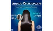 Alisado Biomolecular en La Pelu de Montse
